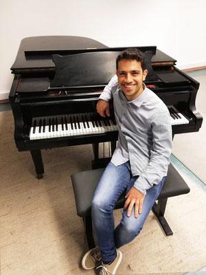 Klavierunterricht in Köln-Altstadt-Nord und Innenstadt bei Ettore Strangio