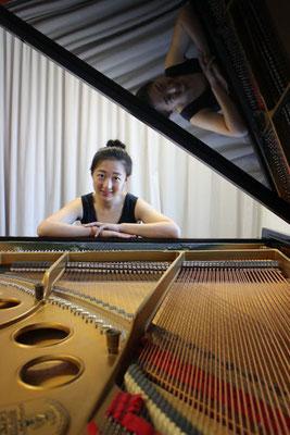 Klavierunterricht bei Kefei Wu in Mainz und Wiesbaden
