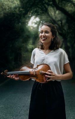 Geigenunterricht und Klavierunterricht in Moabit bei Mariana Espada Lopes