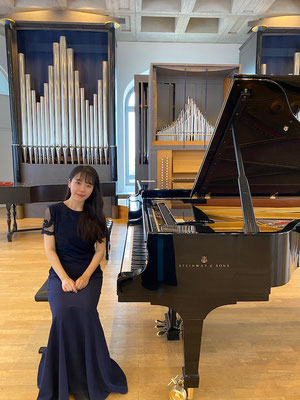 Woorim Lee, Klavierunterricht in Karlsruhe