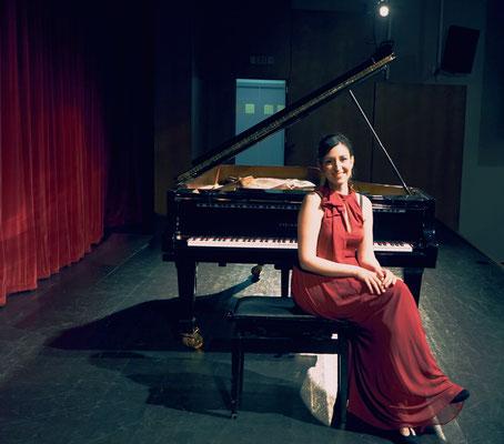 Klavierunterricht in Neukölln für Kinder und Erwachsene bei Danai Vritsiou