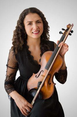 Geigenunterricht und Klavierunterricht in Berlin-Wedding, Moabit, Mitte und Prenzlauer Berg bei Gloria Marcela Diaz Dits