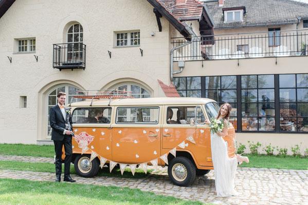 Hochzeitsauto: OldBulliBerlin