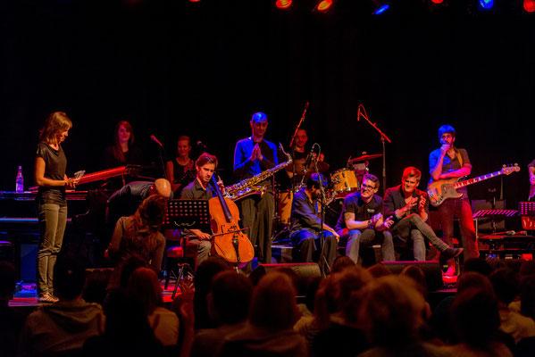 Blind Audition Vol. 6 im Stadtgarten Köln Photo by David G. Foto