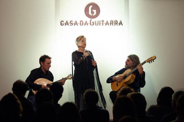 Spectacle de Fado à Porto - Copyright Casa da Guitarra