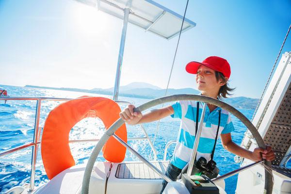 Familienyacht Mallorca mit Skipper segeln