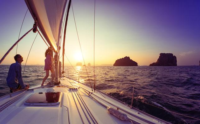Segeln Sardinien Segelyacht