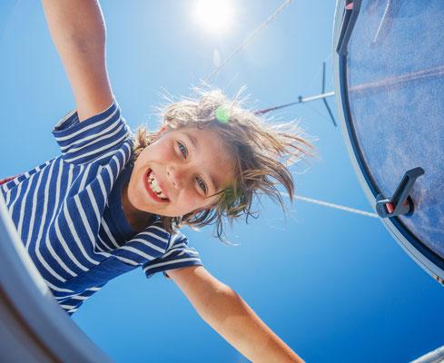 Mitsegeln für Familien, Einzelreisende mit Kinder Balearen