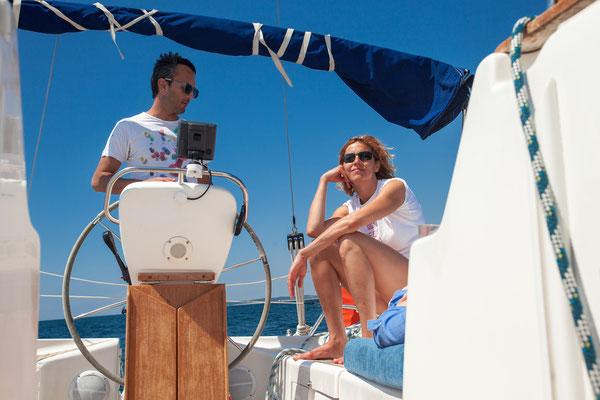 Segeln für junge Gäste Sardinien