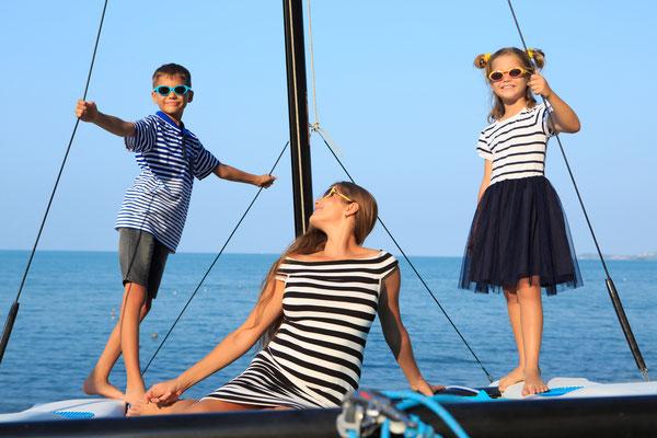 Balearenreise mit der Familienyacht