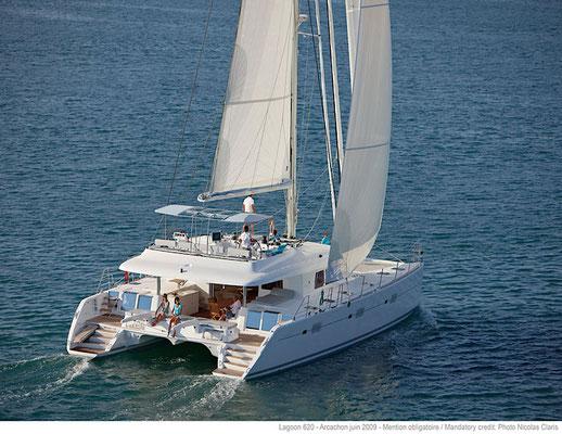 Luxus Katamaran All Inklusive Mallorca Familie