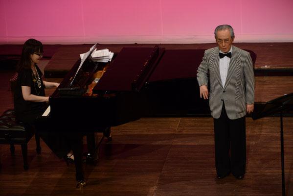最高齢90歳のオペラ「女心の歌」