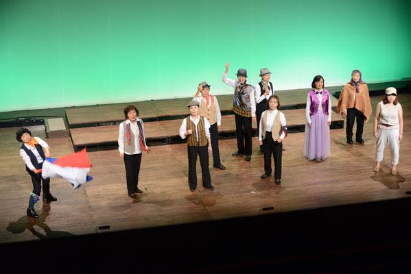 Les Misérables民衆の歌