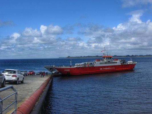 Ab nach Chiloé