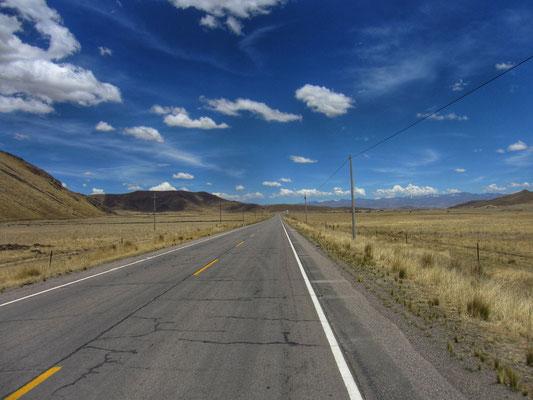 Altiplano, endlich mal was ebenes