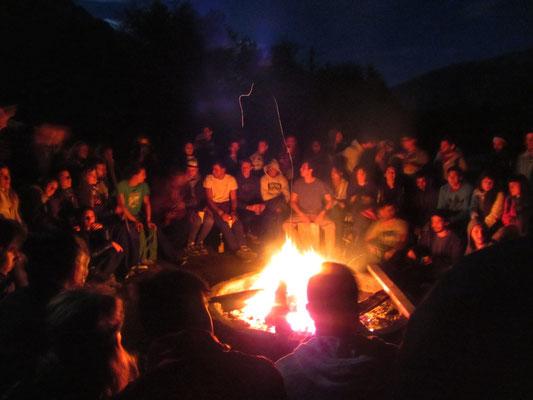 Campingplatz Lago Hermoso