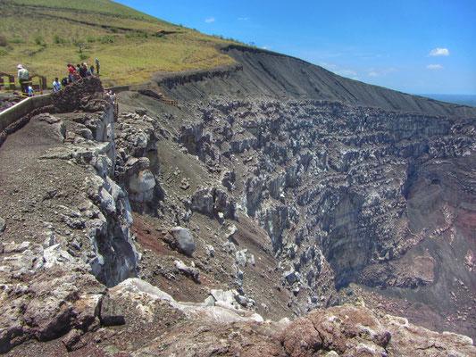 Masaya Krater