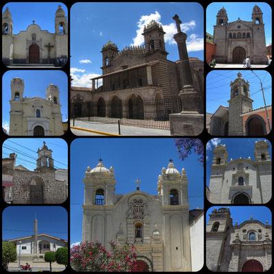 Kirchen von Ayacucho