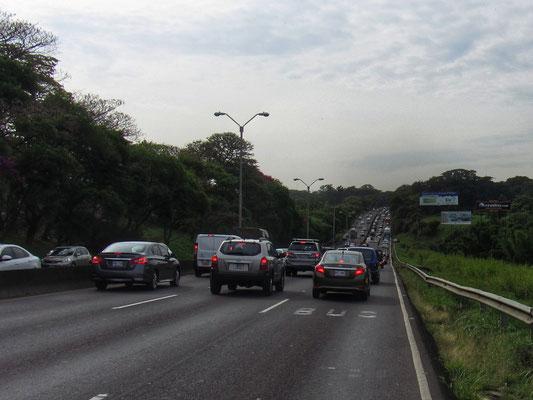 Verkehrsinfarkt