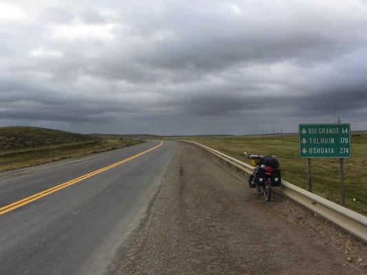 Ushuaia, gar nicht mehr so weit