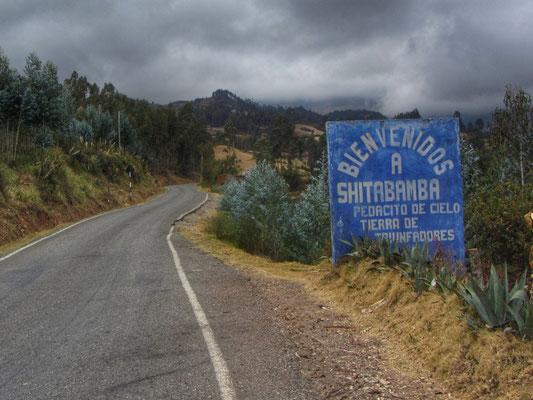 Leymebamba, Cocabamba, Cajabamba... whatever