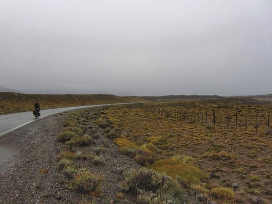 Durch die Pampa
