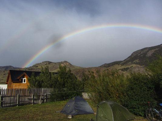 El Chaltén Campingplatz