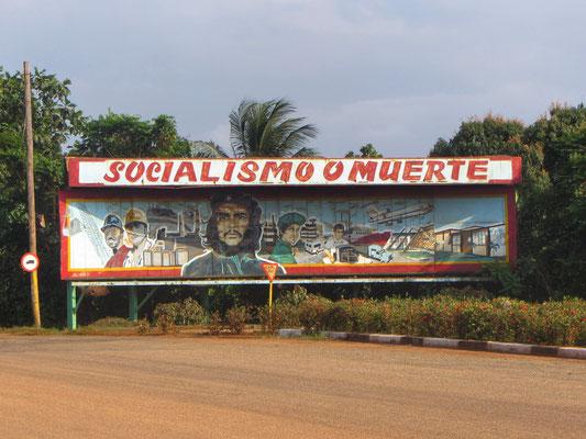 Die Kubaner wieder...