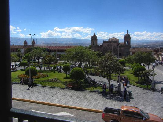 Schönster Plaza de Armas