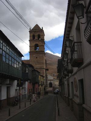 Potosi und Cerro Rico