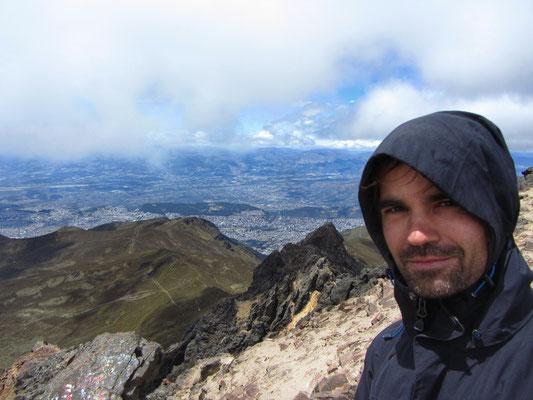 Rucu Pichincha, 4696m