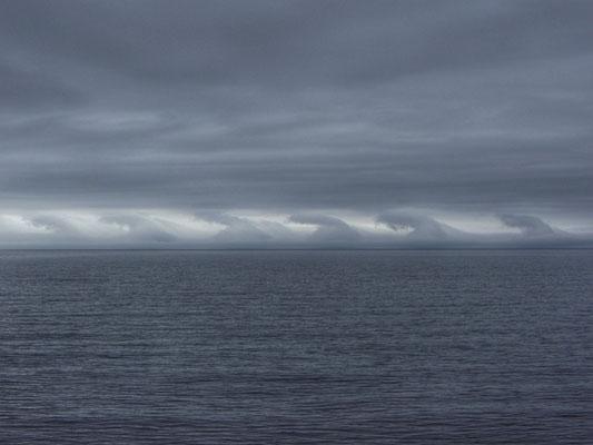 Komische Wolken