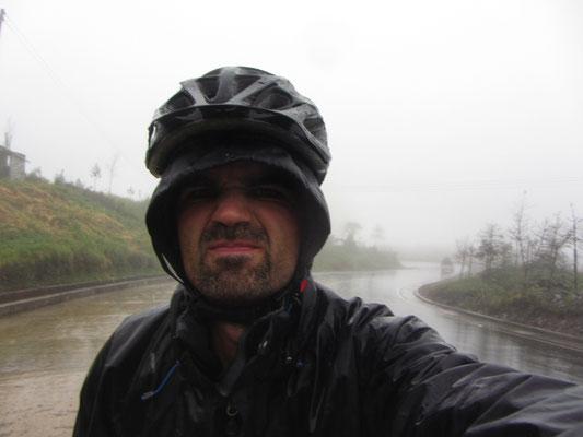 Baah, immer noch Regen