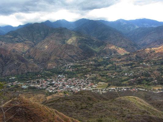 Vilcabamba-Tal