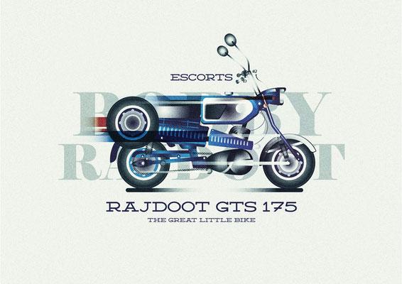 Bobby Rajdoot (GTS 175)