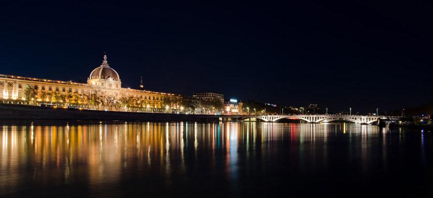 La nuit 20 - Lyon