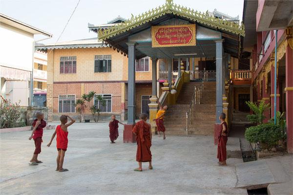 Scènes de vie 56 - Birmanie
