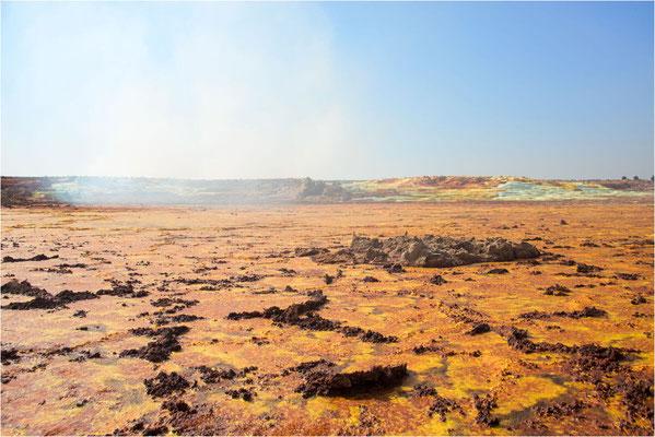 ETHIOPIE - Dépression du Danakil- Dallol 32