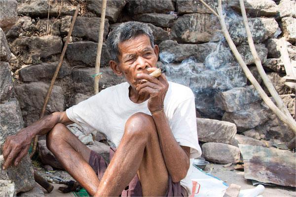 Portraits Là-bas 64 - Birmanie