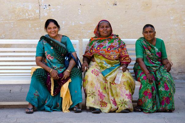 Scènes de vie 21 - Rajasthan