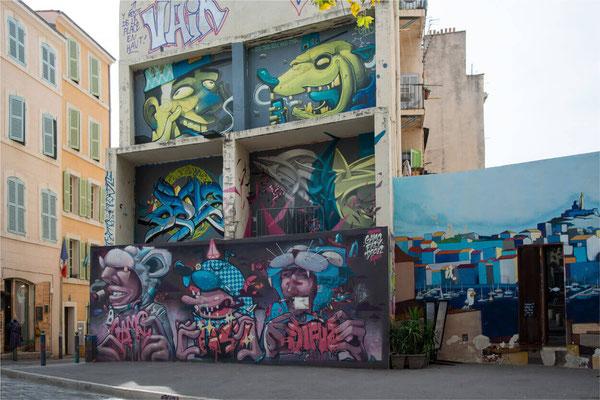 Street art Marseille 15