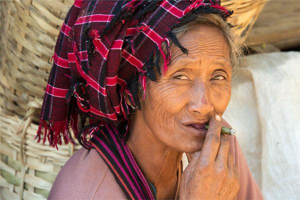 Portraits Là-bas 74 - Birmanie