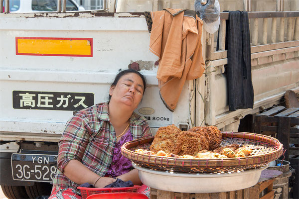 Scènes de vie 61 - Birmanie