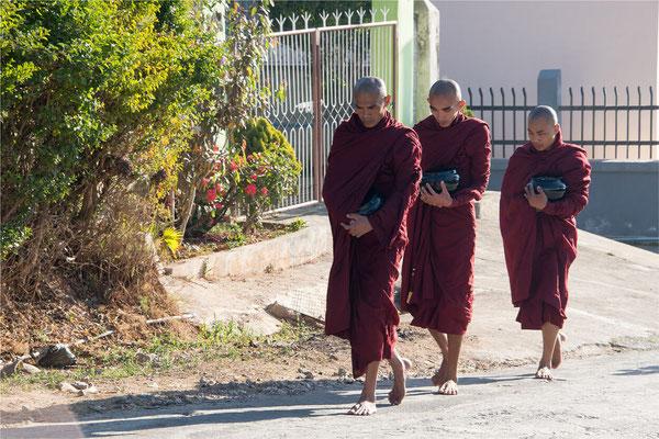 Scènes de vie 55 - Birmanie