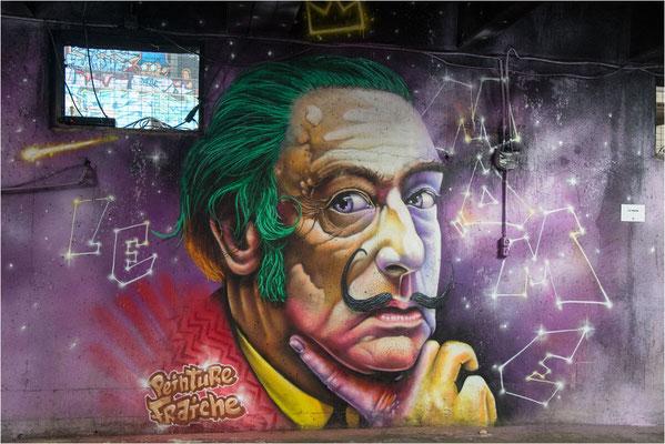 Peinture fraîche festival 25 - le Môme - Lyon