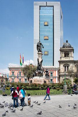La Paz 18 - Place Murillo