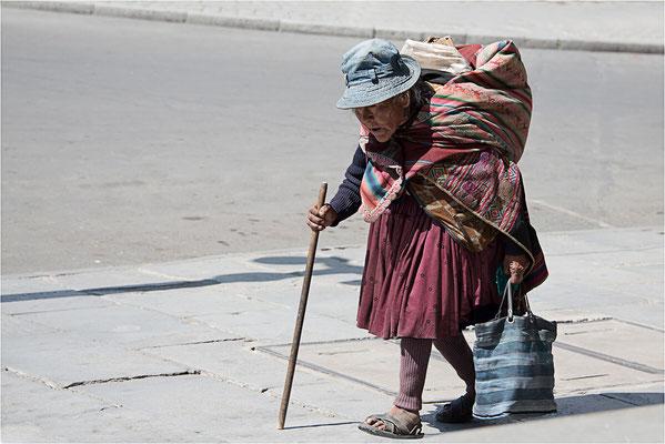 Scènes de vie 96 - Bolivie