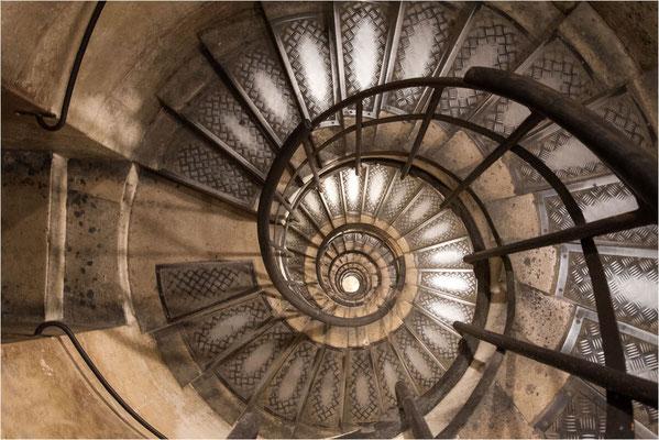 Architecture/Graphisme 75 - Paris - Arc de Triomphe