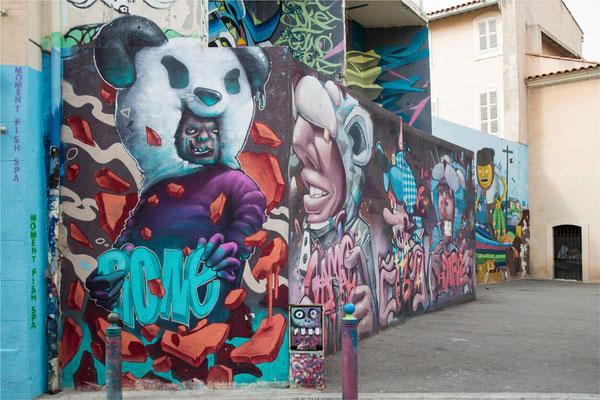 Street art Marseille 16