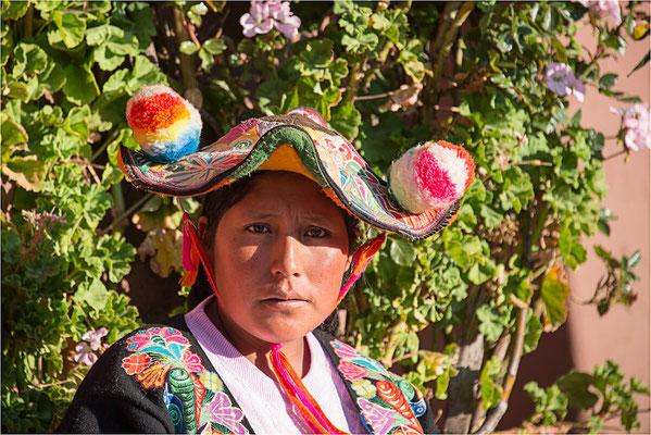 Portraits Là-bas 93 - Pérou